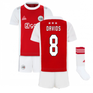 2021-2022 Ajax Home Mini Kit (DAVIDS 8)