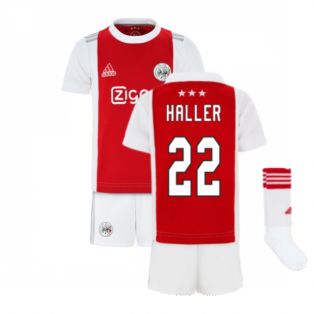 2021-2022 Ajax Home Mini Kit (HALLER 22)