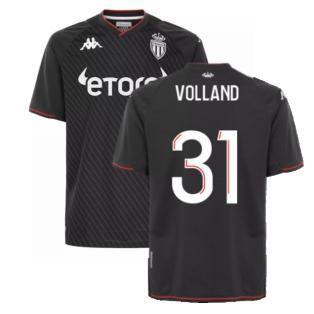 2021-2022 AS Monaco Away Shirt (VOLLAND 31)