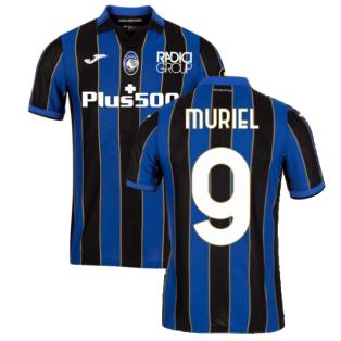 2021-2022 Atalanta Home Shirt (MURIEL 9)
