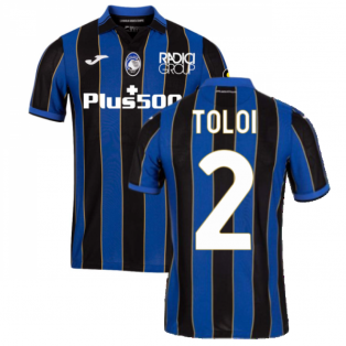 2021-2022 Atalanta Home Shirt (TOLOI 2)