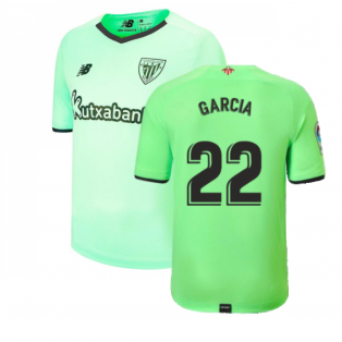 2021-2022 Athletic Bilbao Away Shirt (GARCIA 22)