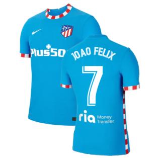 2021-2022 Atletico Madrid Vapor 3rd Shirt (JOAO FELIX 7)