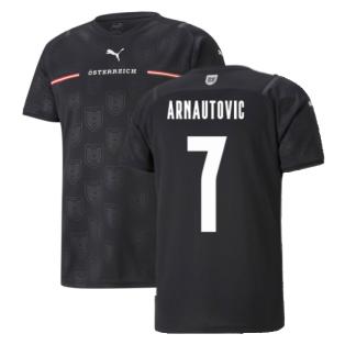 2021-2022 Austria Away Shirt (ARNAUTOVIC 7)