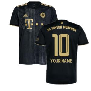 2021-2022 Bayern Munich Away Shirt