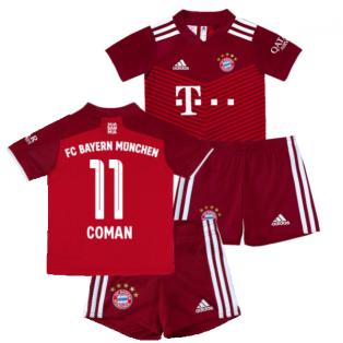 2021-2022 Bayern Munich Home Mini Kit (COMAN 11)