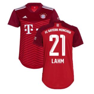 2021-2022 Bayern Munich Home Shirt (Ladies) (LAHM 21)