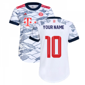 2021-2022 Bayern Munich Third Shirt (Ladies)