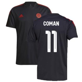 2021-2022 Bayern Munich Training Shirt (Grey) (COMAN 11)