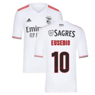 2021-2022 Benfica Away Shirt (EUSEBIO 10)