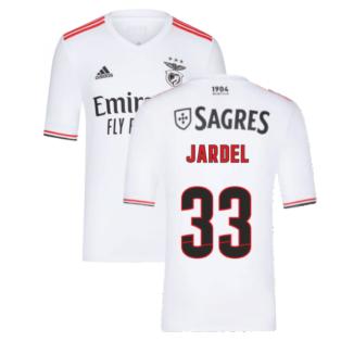 2021-2022 Benfica Away Shirt (JARDEL 33)