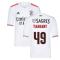 2021-2022 Benfica Away Shirt (Kids) (TAARABT 49)