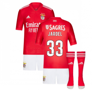 2021-2022 Benfica Home Youth Kit (JARDEL 33)