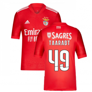2021-2022 Benfica Home Youth Strip (TAARABT 49)
