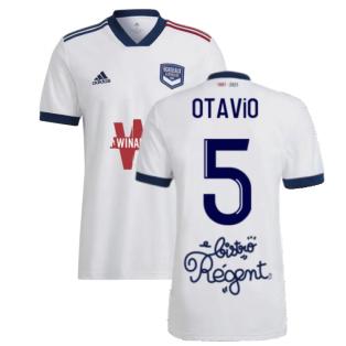 2021-2022 Bordeaux Away Shirt (Otavio 5)