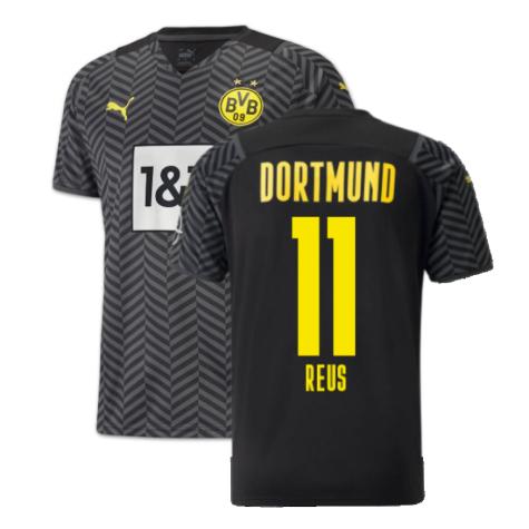 2021-2022 Borussia Dortmund Away Shirt (REUS 11)