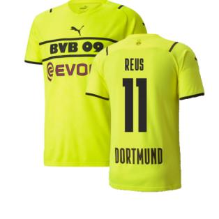 2021-2022 Borussia Dortmund CUP Shirt (Kids) (REUS 11)