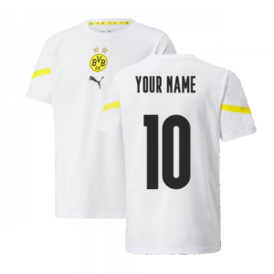 2021-2022 Borussia Dortmund Pre Match Shirt (Kids)