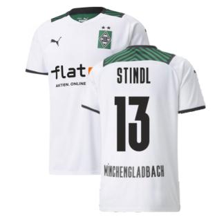 2021-2022 Borussia MGB Home Shirt (STINDL 13)