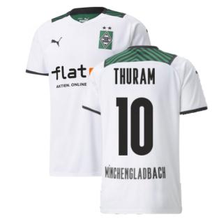 2021-2022 Borussia MGB Home Shirt (THURAM 10)