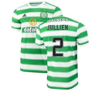 2021-2022 Celtic Home Shirt (JULLIEN 2)