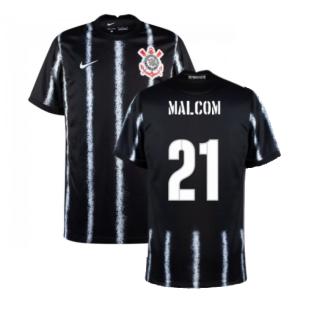2021-2022 Corinthians Away Shirt (MALCOM 21)