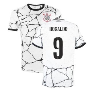 2021-2022 Corinthians Home Shirt (RONALDO 9)