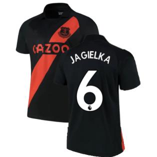 2021-2022 Everton Away Shirt (JAGIELKA 6)