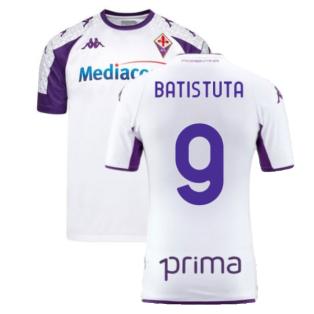 2021-2022 Fiorentina Away Shirt (BATISTUTA 9)