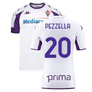 2021-2022 Fiorentina Away Shirt (PEZZELLA 20)