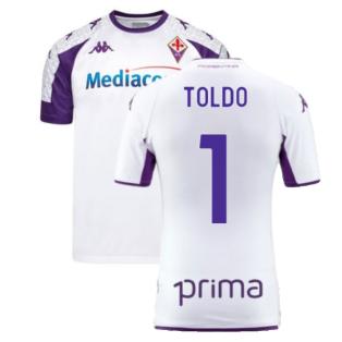 2021-2022 Fiorentina Away Shirt (TOLDO 1)