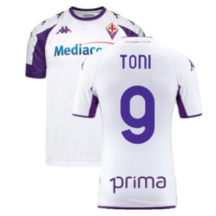 2021-2022 Fiorentina Away Shirt (TONI 9)