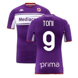 2021-2022 Fiorentina Home Shirt (Kids) (TONI 9)