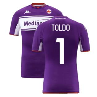 2021-2022 Fiorentina Home Shirt (TOLDO 1)