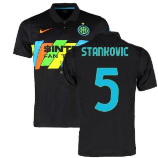 2021-2022 Inter Milan 3rd Shirt (Kids) (STANKOVIC 5)