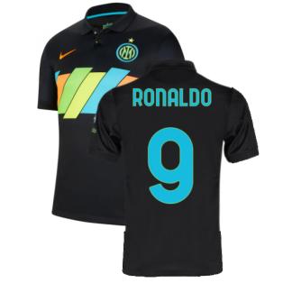 2021-2022 Inter Milan 3rd Shirt (RONALDO 9)