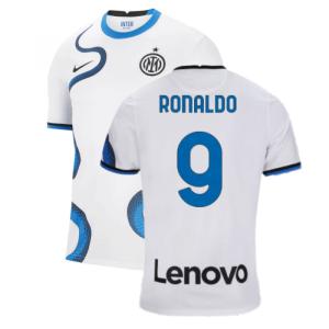 2021-2022 Inter Milan Away Shirt (Kids) (RONALDO 9)
