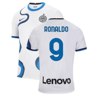 2021-2022 Inter Milan Away Shirt (RONALDO 9)