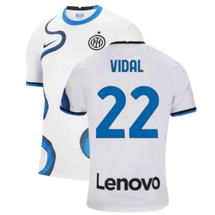 2021-2022 Inter Milan Away Shirt (VIDAL 22)