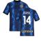 2021-2022 Inter Milan Home Shirt (Kids) (PERISIC 14)