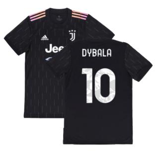 2021-2022 Juventus Away Shirt (DYBALA 10)
