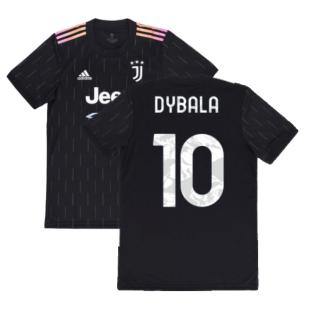 2021-2022 Juventus Away Shirt (Kids) (DYBALA 10)