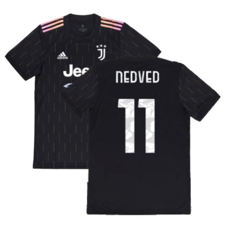 2021-2022 Juventus Away Shirt (Kids) (NEDVED 11)
