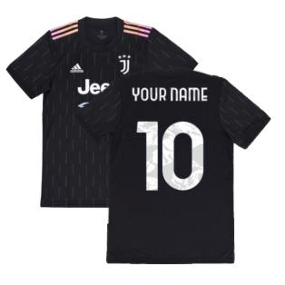 2021-2022 Juventus Away Shirt (Kids) (Your Name)