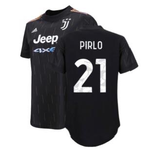 2021-2022 Juventus Away Shirt (Ladies) (PIRLO 21)
