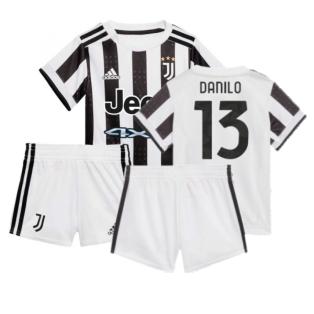 2021-2022 Juventus Home Baby Kit (DANILO 13)