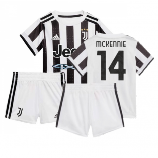 2021-2022 Juventus Home Baby Kit (McKENNIE 14)