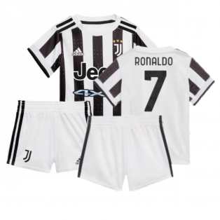 2021-2022 Juventus Home Baby Kit (RONALDO 7)