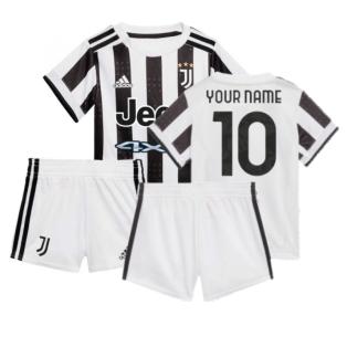 2021-2022 Juventus Home Baby Kit (Your Name)