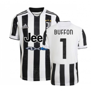 2021-2022 Juventus Home Shirt (BUFFON 1)